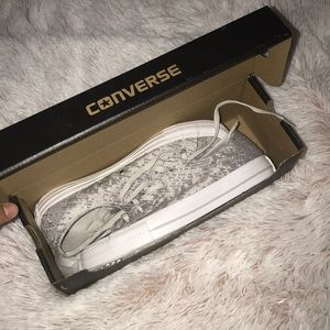 Brand new limited edition converse!